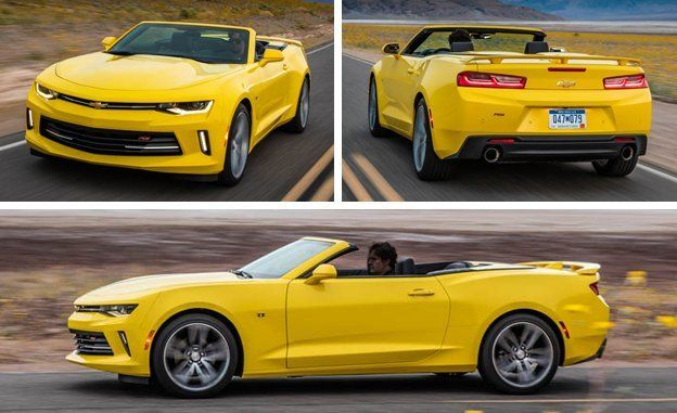 Worksheet. 2016 Chevrolet Camaro Convertible First Drive  Review  Car and