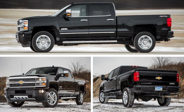 2016 Chevrolet Silverado 2500hd High Country Sel Test Review Car And Driver
