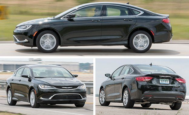 2017 Chrysler 200 Reviews Price Photos And Specs Car Driver