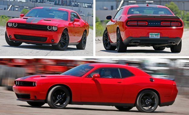 2016 Dodge Challenger Review Car And Driver