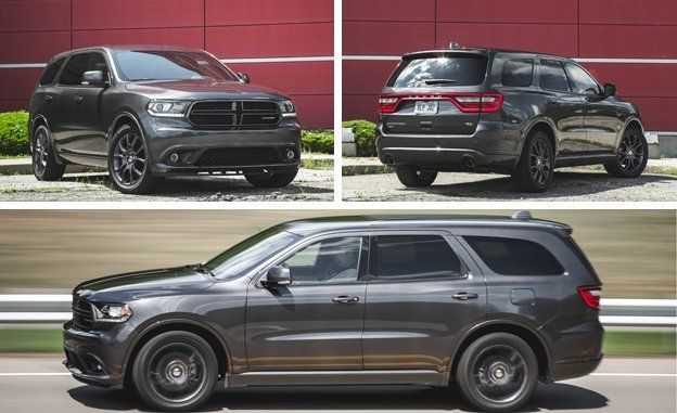 2016 Dodge Durango Tow Package