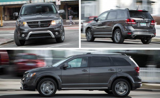 2016 Dodge Journey V6 AWD Test  Review  Car and Driver