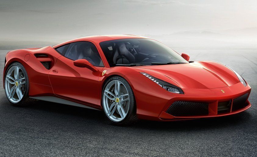 Ferrari 458 replacement 2016