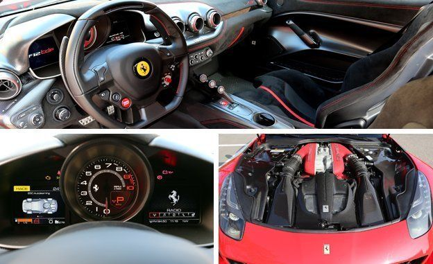 Ferrari F12berlinetta Reviews Price Photos And Specs Car Driver