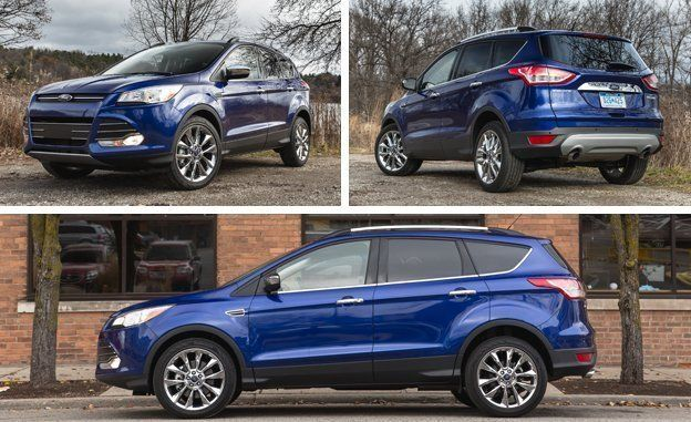 Ford Escape Reviews  Ford Escape Price Photos and Specs  Car