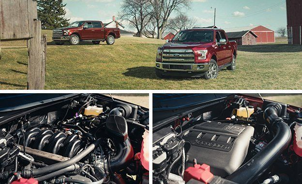 2016 ford f 150 lariat 5 0l v 8 4wd vs 2016 ford f 150 lariat 3 5 2015 Ford 5.0 Liter Engine 2016 ford f 150 lariat 5 0l v 8 4wd vs 2016 ford f 150 lariat 3 5l ecoboost 4wd comparison test car and driver 2015 Ford F-150 Silver