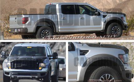 2016 Ford F 150 SVT Raptor Spy Photos News Car And Driver