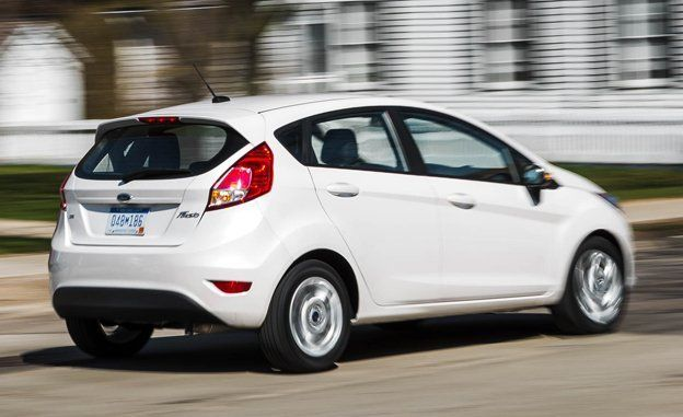 2016 Ford Fiesta Hatchback Automatic Test Review Car And Driver