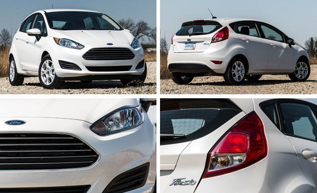Fresh 2016 ford Fiesta Se Reviews