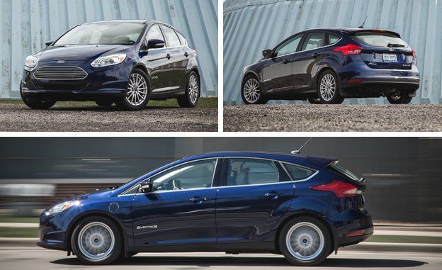 2018 Ford Focus Electric Reviews Price Photos And Specs Car Driver