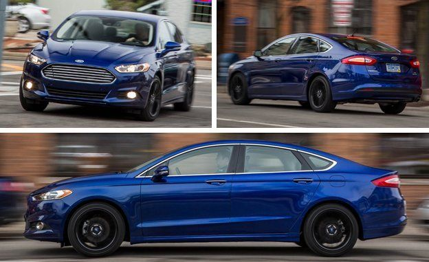 2016 Ford Fusion Quick Take Review Car And Driver