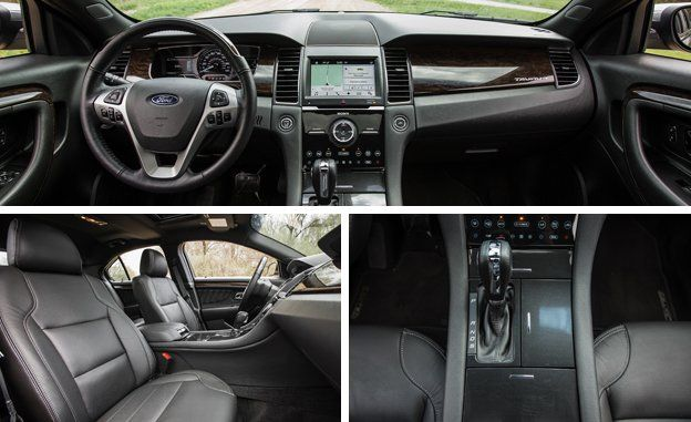 2016 Ford Taurus >> 2016 Ford Taurus 2 0l Turbo Tested Review Car And Driver