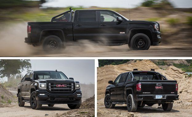 terrain a x introduces tires purposed announced wheel the sierra has new headlights roading truck off and gmc all called for news