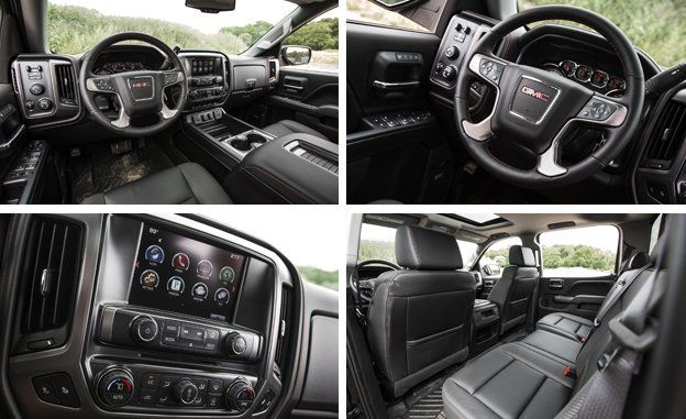 life all gmc suvs and style terrain capability meets parked contemporary front view trucks