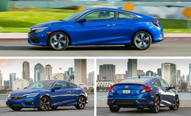 2016 Honda Civic Coupe First Drive Review Car And Driver
