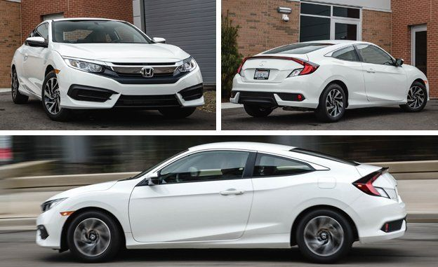 2016 Honda Civic Coupe 2 0l Manual Test Review Car And Driver
