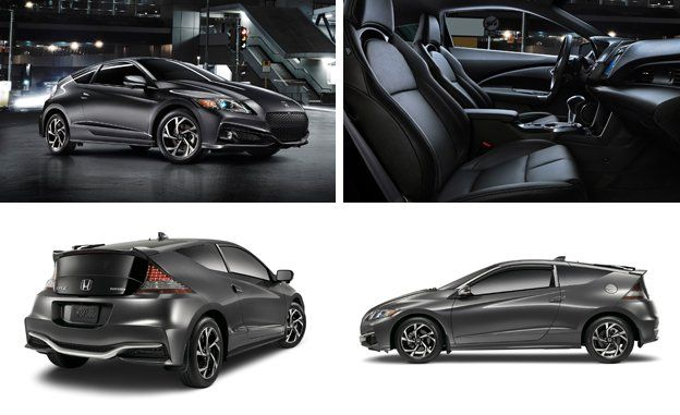 With All These Updates The Cr Z Costs 150 More Than 2017 Model Starting At 21 130 For Lx Manual 22 975 Ex And Topping Out