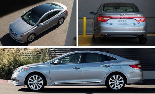 2017 Hyundai Azera Reviews Hyundai Azera Price Photos And Specs