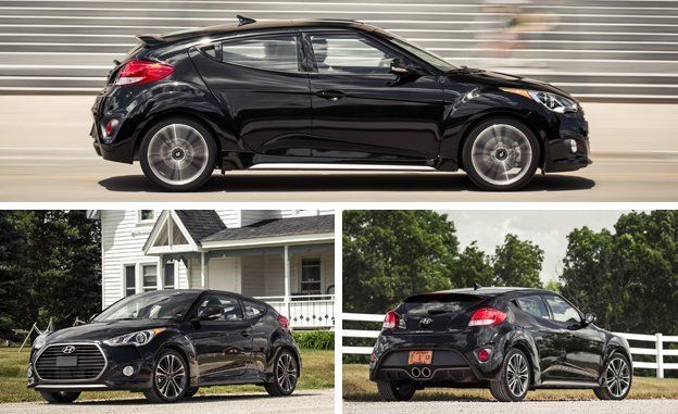 2016 Hyundai Veloster Turbo Automatic Tested Review Car And Driver