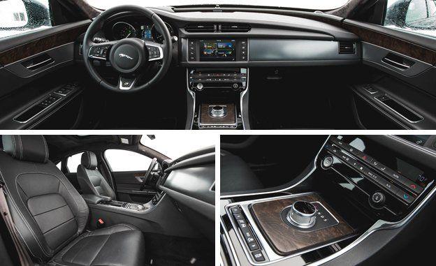 2016 jaguar xf 35t r-sport