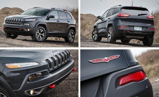 2016 Jeep Cherokee – Review Car And Driver