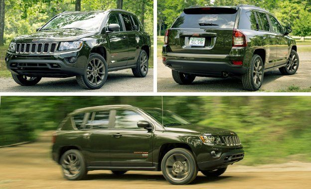 Fresh 2016 Jeep Compass Reviews