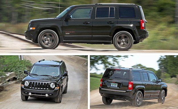 Jeep Patriot Reviews | Jeep Patriot Price, Photos, And Specs | Car And  Driver