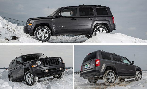 2016 jeep patriot transmission