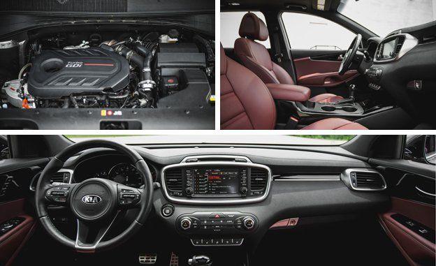 2016 KIA Sorento 20t Awd Test €� Review Car And Driver