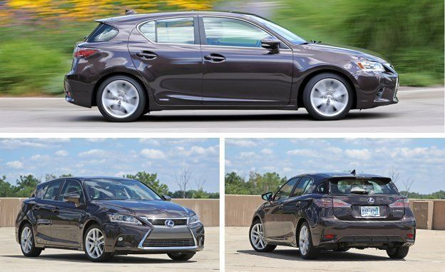 What S New Since Its Launch Six Years Ago The Only Significant Changes To Ct200h Were Made For 2017 Model Year When It Received Visual Updates