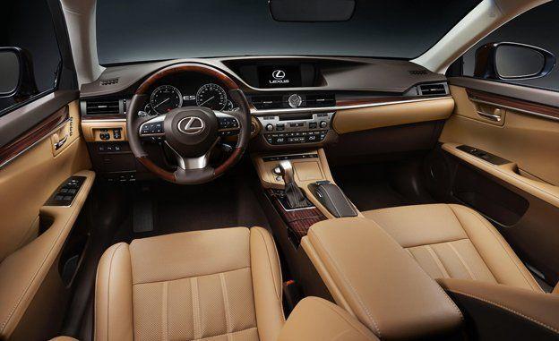 Lexus sedan 2016