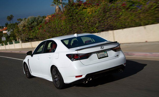 2016 Lexus GS F First Drive | Review | Car and Driver