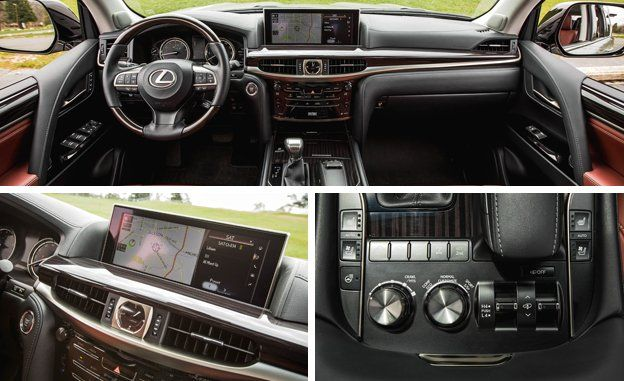 2016 Lexus LX570 Test | Review | Car and Driver