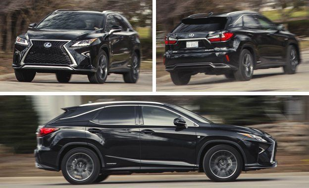 2016 Lexus RX450h Hybrid AWD Test | Review | Car and Driver