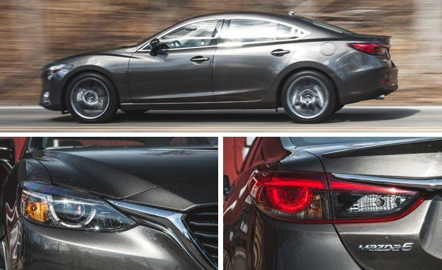 2016 Mazda 6 I Grand Touring Test Review Car And Driver