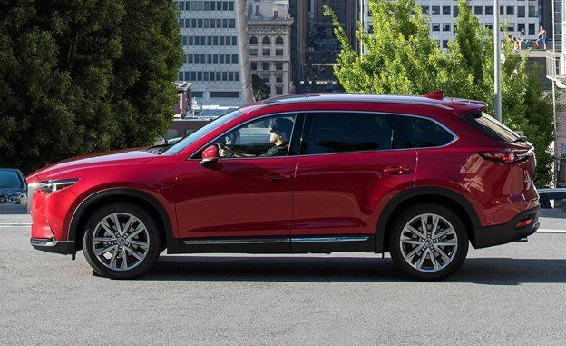 2016 Mazda CX9 First Drive  Review  Car and Driver