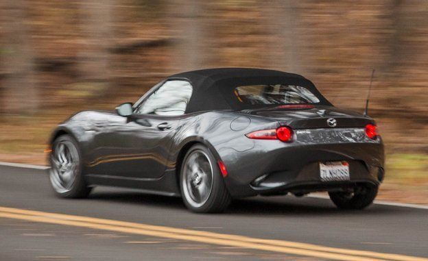 2016 mazda mx 5 miata automatic review car and driver rh caranddriver com Automatic Transmission Car miata manual or automatic