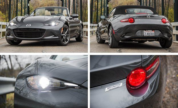 2016 mazda mx 5 miata automatic review car and driver rh caranddriver com Automatic Transmission Car 2016 mazda miata manual vs automatic