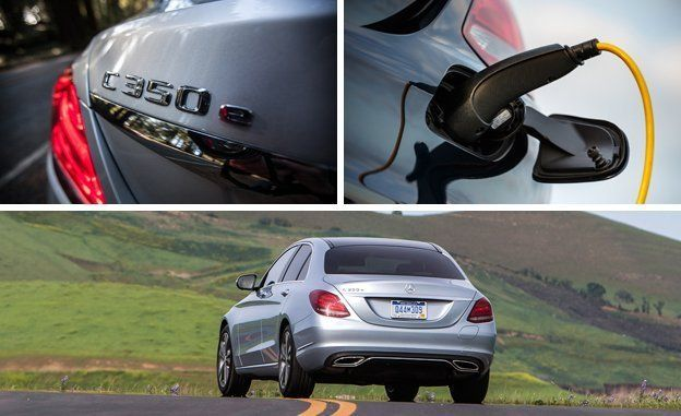 2016 Mercedes-Benz C350e Plug-In Hybrid Drive | Review | Car and Driver