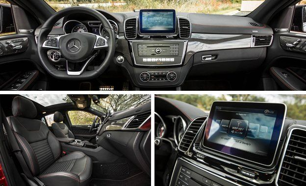 Mercedes Benz Gle Coupe Reviews Price Photos And Specs Car Driver