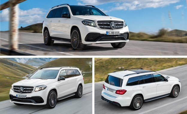 Speaking Of Other Stratospheres We Haven T Forgotten About The Mercedes Amg Gls63 577 Hp Up 27 From Gl63 Hot Rod Is Most Like Its