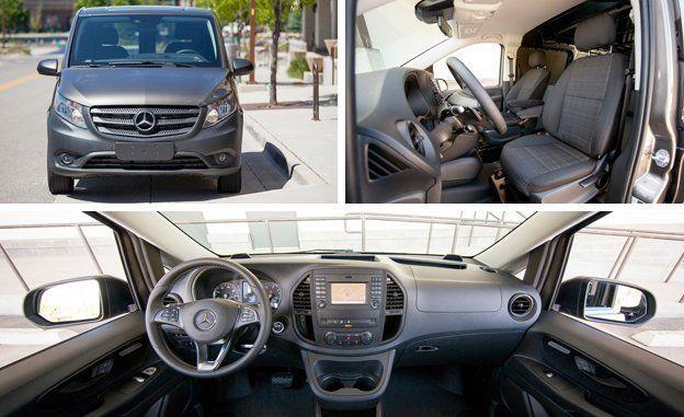 2016 Mercedes Benz Metris First Drive