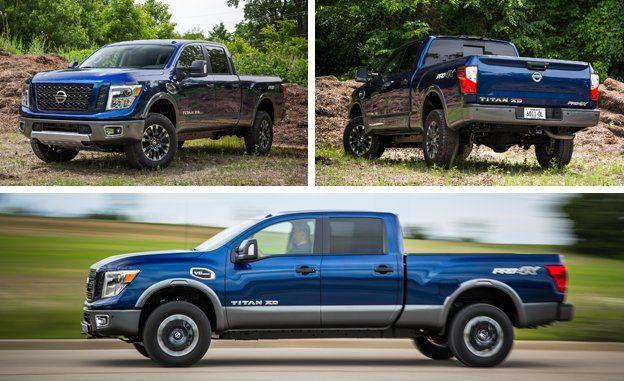 2019 Nissan Titan Xd Reviews Nissan Titan Xd Price Photos And
