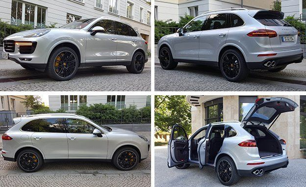 2016 Porsche Cayenne Turbo S First Drive Review Car And Driver