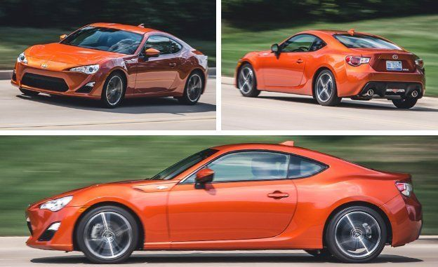 2016 Scion Fr S Reviews Scion Fr S Price Photos And Specs Car