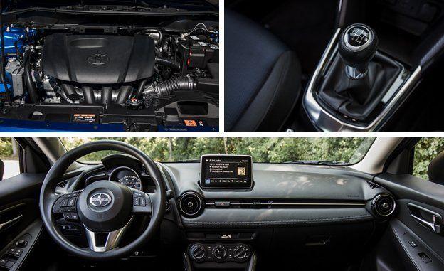 2016 Scion Ia Reviews Price Photos And Specs Car Driver