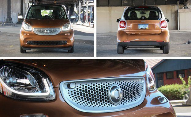 2016 Smart Fortwo Manual First Drive Review Car And Driver