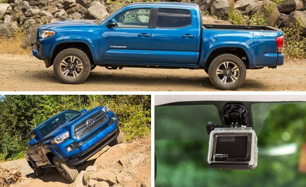 Worksheet. 2016 Toyota Tacoma First Drive  Review  Car and Driver