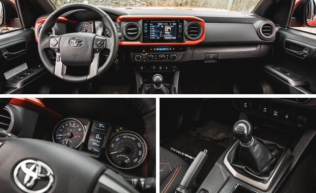 2016 toyota tacoma v 6 4x4 manual test review car and driver rh caranddriver com 2017 manual transmission toyota tacoma manual transmission toyota tacoma for sale