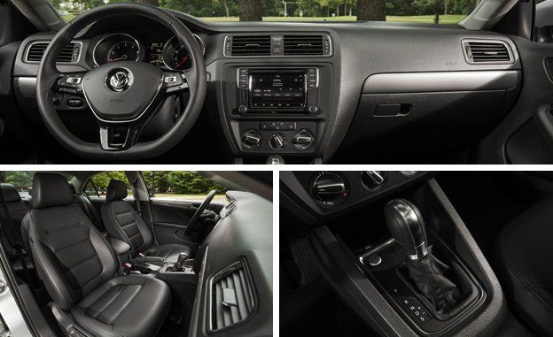 2016 Volkswagen Jetta 1 4T Test Review